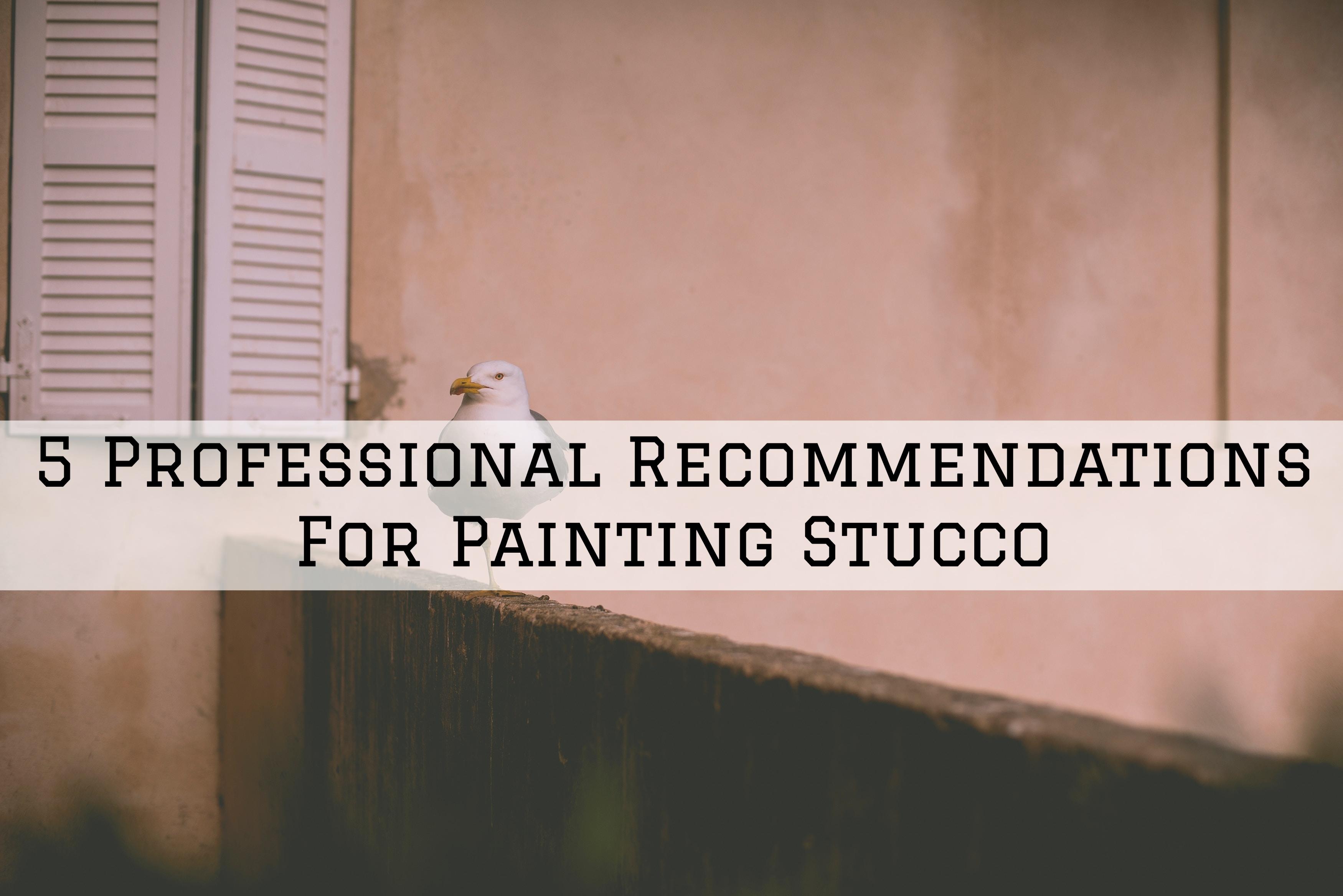 2020-01-23 Selah Painting St. Louis MO Painting Stucco