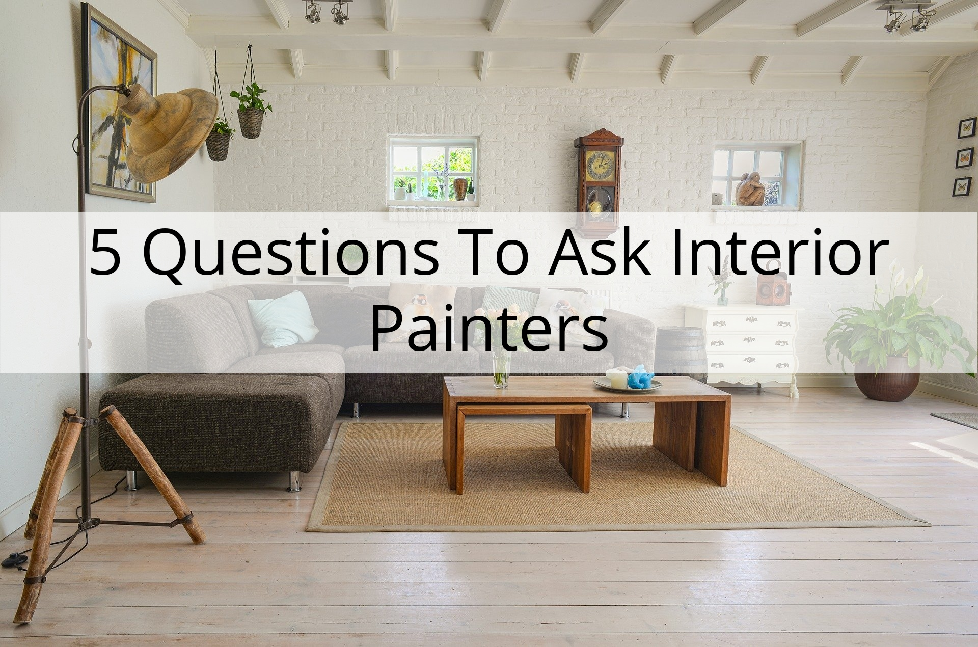 2020-02-09 Selah Painting St Louis MO 5 Questions To Ask