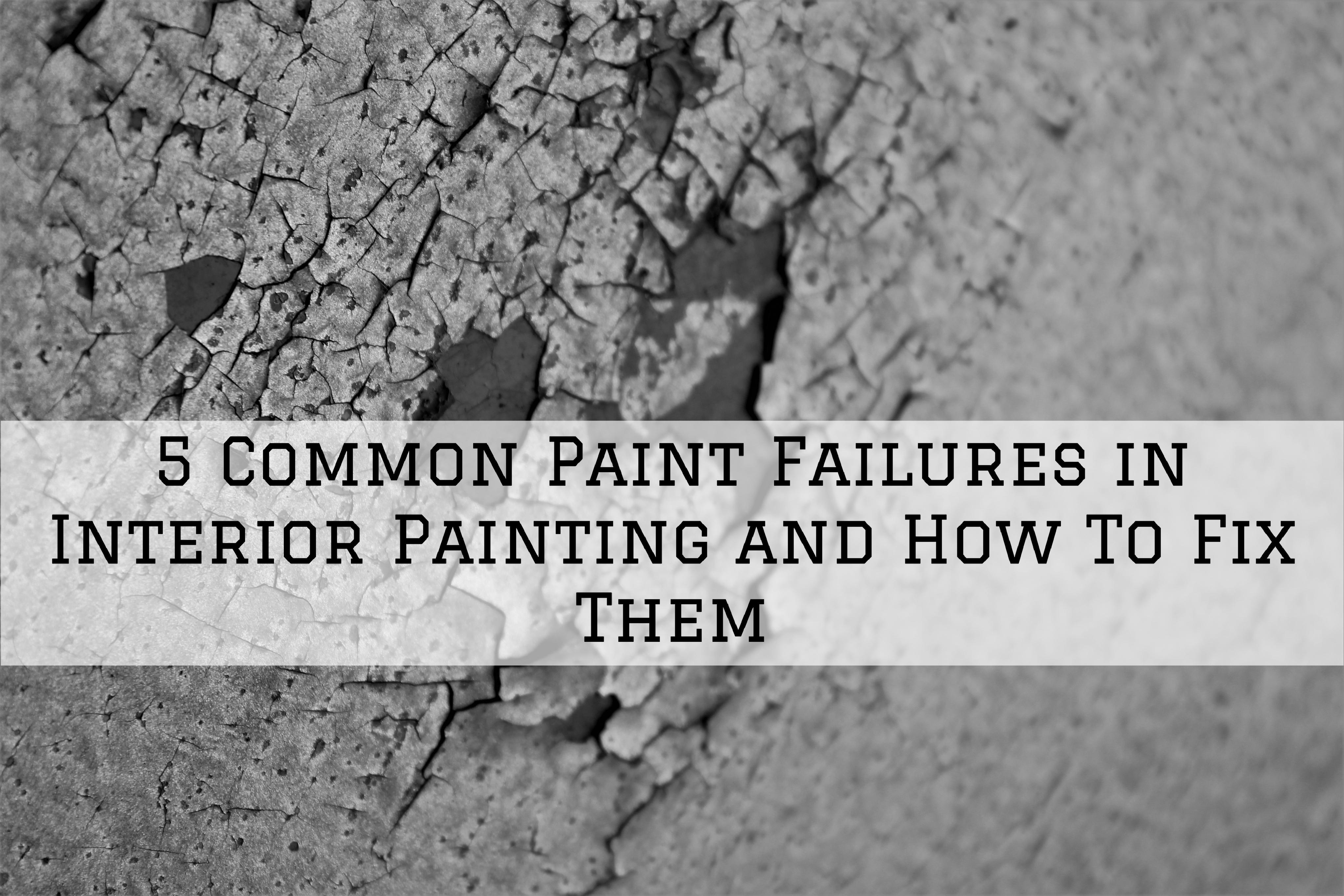 2020-03-09 Selah Painting St Louis MO Paint Failures