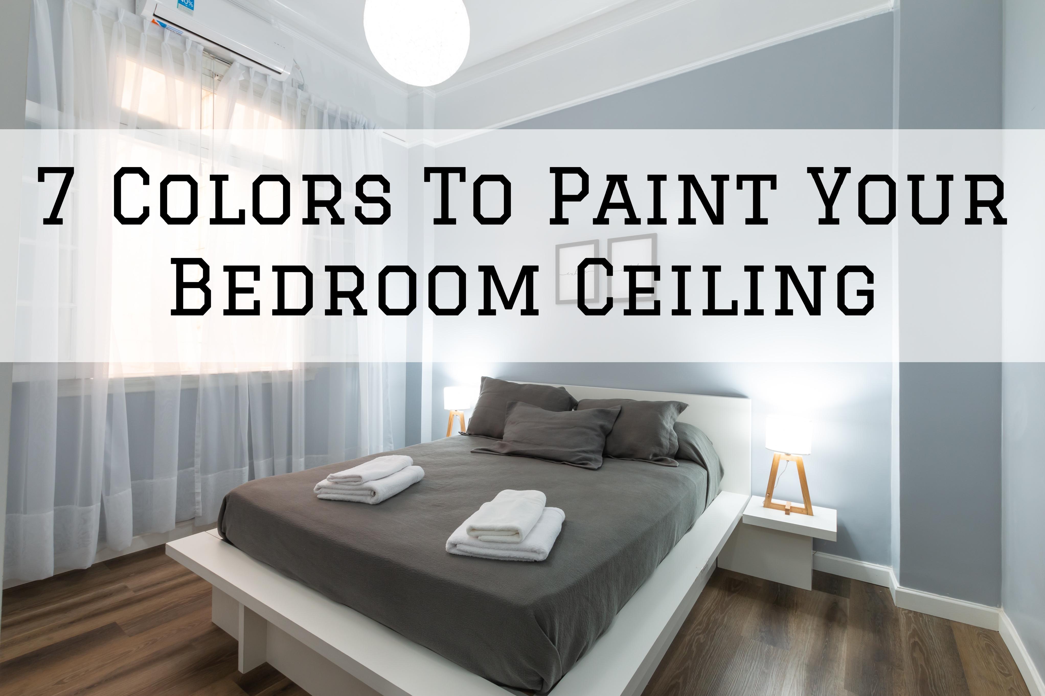2021-03-16 Selah Painting St Louis MO Bedroom Ceiling Colors