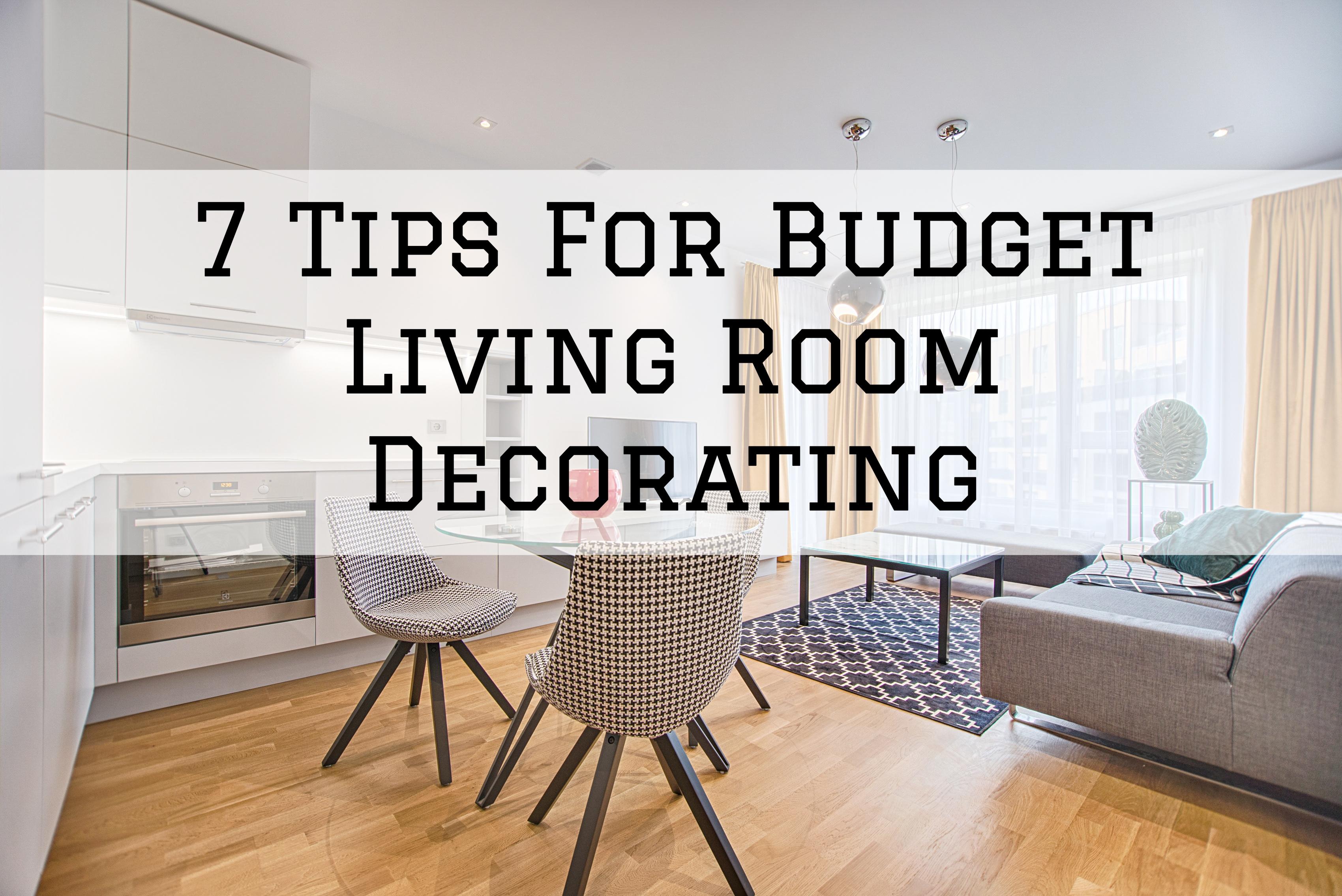 2021-07-16 Selah Painting St. Louis MO Budget Living Room Decorating